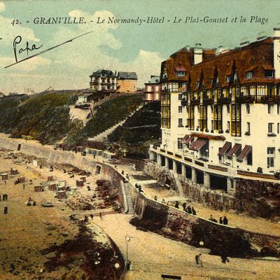 Archives de la Manche, collection des cartes postales, 6 Fi 218 3115