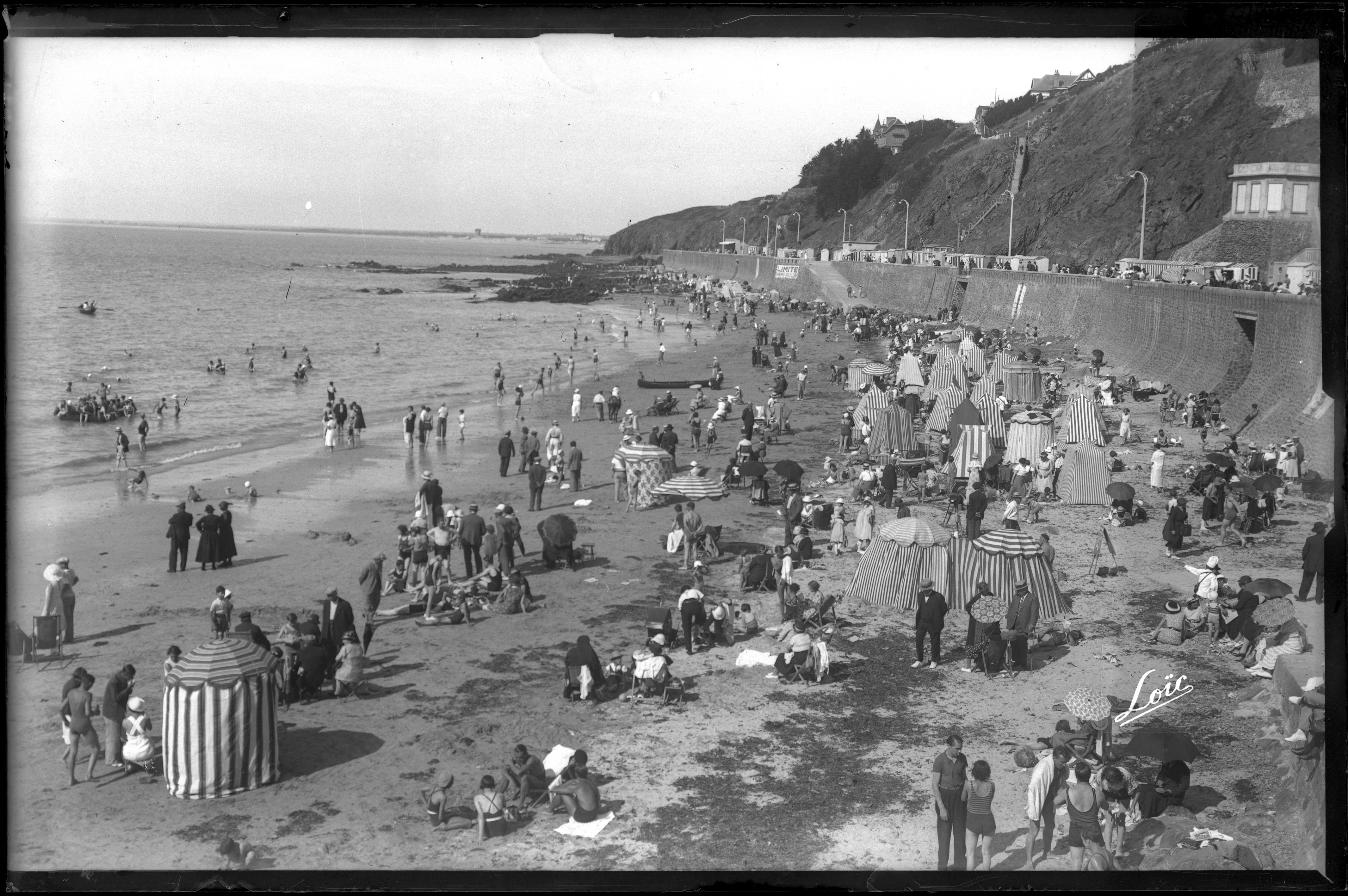 Le tourisme dans la Manche, 20 Fi 1294